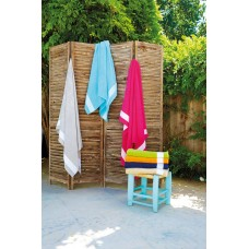KARIBAN VELOURS VELOUR BEACH TOWEL